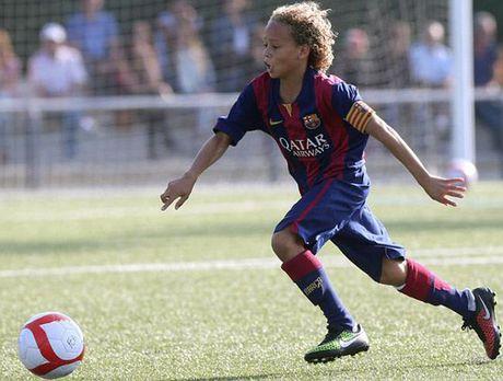 Nhung sao nhi duoc vi nhu truyen nhan cua Messi, Neymar - Anh 3