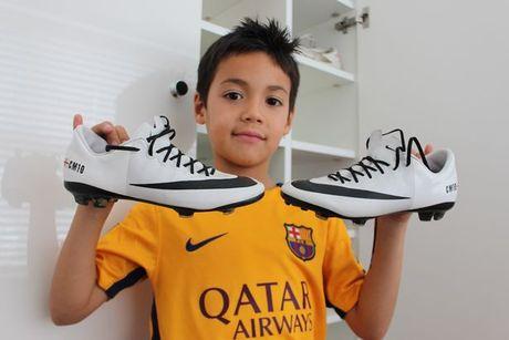 Nhung sao nhi duoc vi nhu truyen nhan cua Messi, Neymar - Anh 6