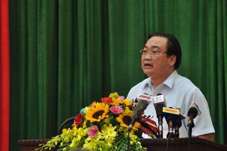 Bi thu Ha Noi: Khong de ca Ho Tay chet lan nua - Anh 1
