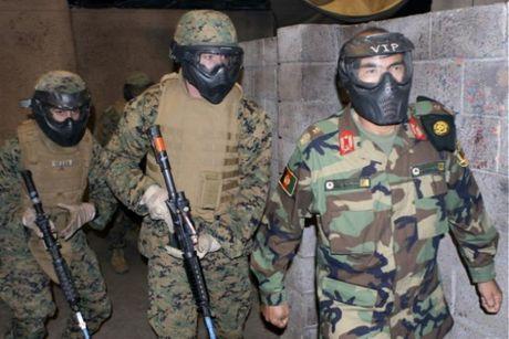 44 binh linh Afghan huan luyen tai My mat tich bi an - Anh 1