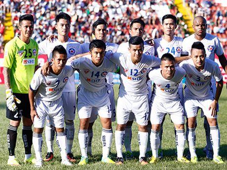 Toyota Mekong Club Championship 2016: SHB Da Nang da vong loai voi dai dien Lao, Myanmar - Anh 1