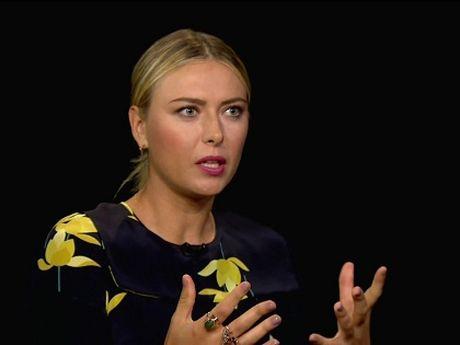 Maria Sharapova se the nao sau khi tro lai? - Anh 1