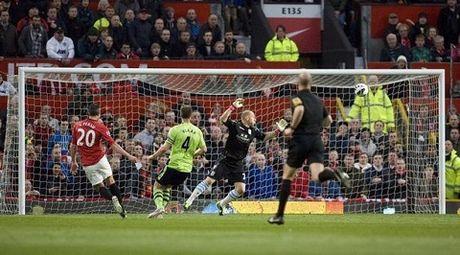 Van Persie nhan giai Cau thu ghi ban thang dep nhat Premier League - Anh 2