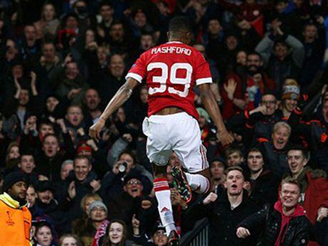 Nicky Butt: 'Fan Liverpool hay Man United thi cung nen hanh phuc vi Rashford' - Anh 1