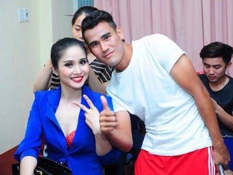 Thao Trang he lo bi mat soc ve moi quan he voi chong cu Phan Thanh Binh - Anh 1