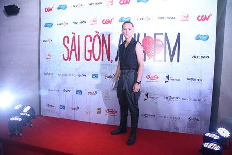 Maya - Nha Phuong rang ro trong buoi ra mat phim 'Sai Gon anh yeu em' - Anh 12