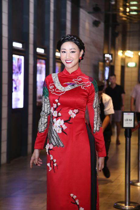 Maya - Nha Phuong rang ro trong buoi ra mat phim 'Sai Gon anh yeu em' - Anh 4