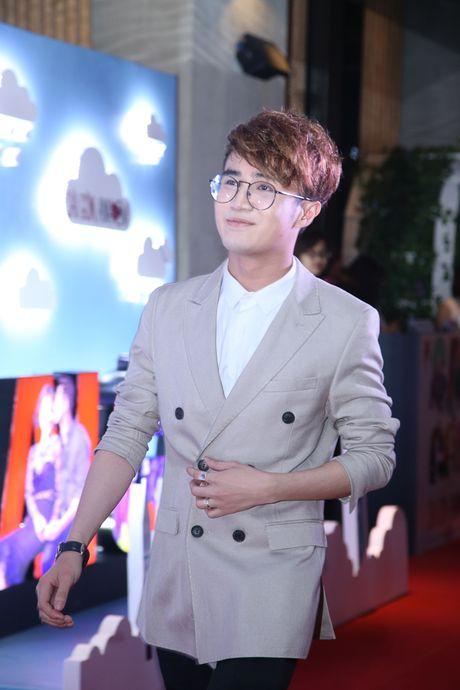 Maya - Nha Phuong rang ro trong buoi ra mat phim 'Sai Gon anh yeu em' - Anh 9