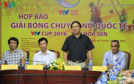 Giai bong chuyen VTV Cup 2016 hua hen nhieu diem nhan hap dan - Anh 1
