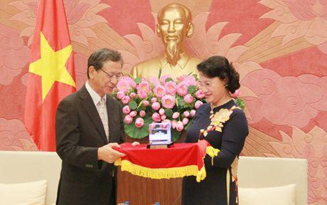 Chu tich Quoc hoi ghi nhan dong gop thiet thuc cua Dai su Nhat Ban - Anh 2