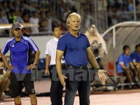 HLV Andersen: Thua Viet Nam la that bai toi te nhat cua Trieu Tien - Anh 1