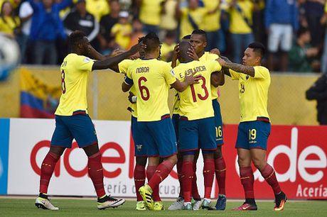 Ket qua vong loai World Cup 2018 khu vuc Nam My (ngay 7.10) - Anh 1