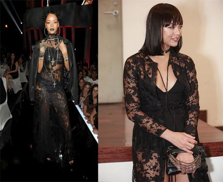 Nhung 'phien ban Rihanna' trong showbiz Viet - Anh 10