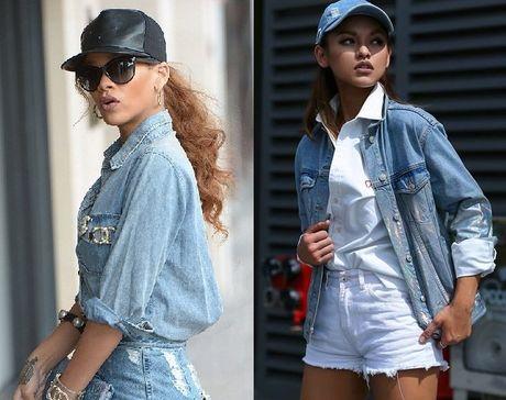 Nhung 'phien ban Rihanna' trong showbiz Viet - Anh 11
