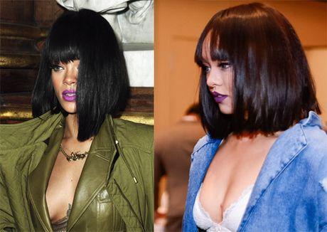 Nhung 'phien ban Rihanna' trong showbiz Viet - Anh 9