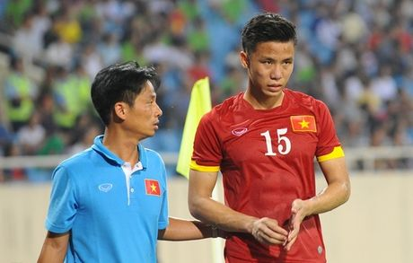 Tuyen thu Que Ngoc Hai : 'Cau troi khong bi chan thuong phan xuong' - Anh 1