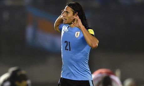 Vong loai World Cup 2018: Brazil, Uruguay dai thang, Argentina va Chile lam nguy - Anh 1