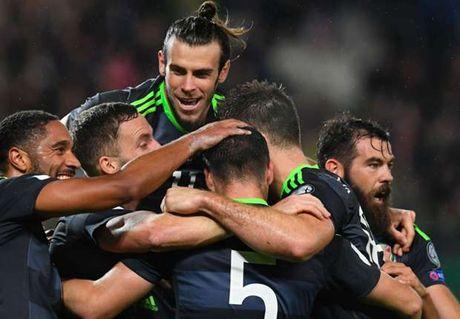 Gareth Bale hai long du bi Ao cam chan - Anh 1