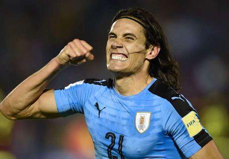 VL World Cup 2018 khu vuc Nam My: Uruguay thang an tuong, Paraguay that thu tren san nha - Anh 1