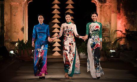 Nhieu hoat dong hap dan tai Festival Ao dai Ha Noi 2016 - Anh 1