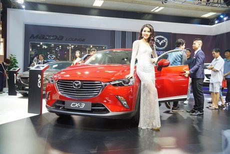Anh chi tiet Mazda CX-3 vua ra mat tai Viet Nam - Anh 1