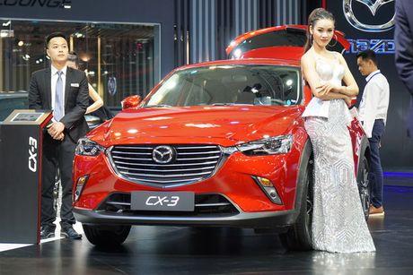 Anh chi tiet Mazda CX-3 vua ra mat tai Viet Nam - Anh 2