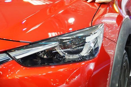 Anh chi tiet Mazda CX-3 vua ra mat tai Viet Nam - Anh 6