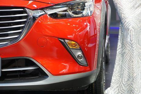 Anh chi tiet Mazda CX-3 vua ra mat tai Viet Nam - Anh 7