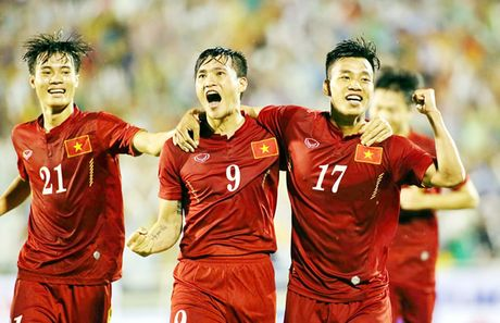 Giao huu, DT Viet Nam 5-2 DT CHDCND Trieu Tien: Chien thang kho tin! - Anh 1