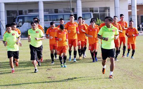 HLV Hoang Anh Tuan: Muc tieu lon hon cua U19 Viet Nam la SEA Games 2019 - Anh 1