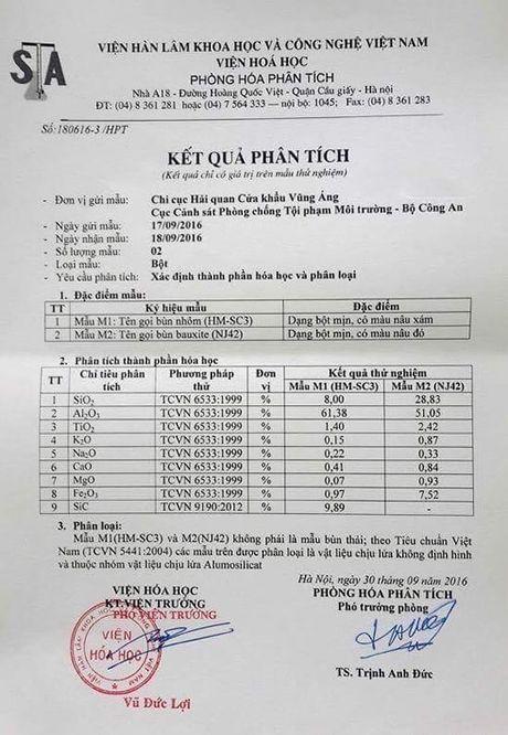"Phat hien 3 gian cau ""khung"" Formosa bi troi dat vao bien Quang Binh - Anh 2"