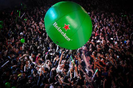 Cung Heineken Green Room danh thuc thi giac va nhung trai nghiem dinh cao - Anh 3
