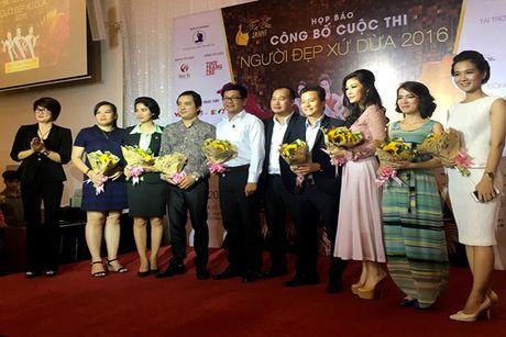 Chinh thuc khoi dong cuoc thi Nguoi dep xu dua 2016 - Anh 2