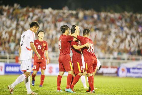 Xuan Truong: 'Tuyen Viet Nam da tao cho Trieu Tien su bat ngo' - Anh 2