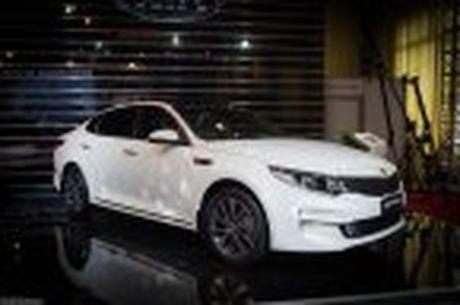 KIA Optima 2016 - sedan hang D, ngoai that dep, 2 tuy chon dong co, gia tu 915 trieu - Anh 13