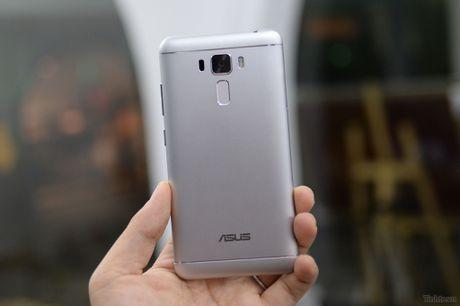 Danh gia nhanh Asus Zenfone 3 Laser: FullHD, 4GB RAM, camera rat on trong tam 6 trieu - Anh 3