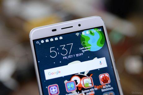 Danh gia nhanh Asus Zenfone 3 Laser: FullHD, 4GB RAM, camera rat on trong tam 6 trieu - Anh 5