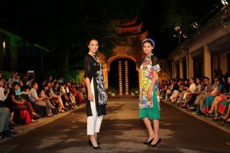Festival ao dai Ha Noi 2016- Su kien an tuong cua Ha Noi trong thang 10 - Anh 1
