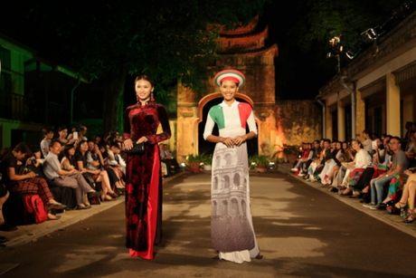 Festival ao dai Ha Noi 2016- Su kien an tuong cua Ha Noi trong thang 10 - Anh 2