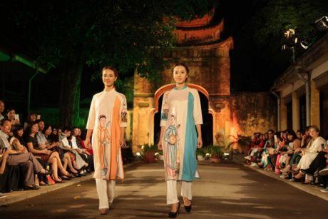 Festival ao dai Ha Noi 2016- Su kien an tuong cua Ha Noi trong thang 10 - Anh 6