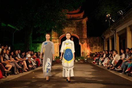 Festival ao dai Ha Noi 2016- Su kien an tuong cua Ha Noi trong thang 10 - Anh 8