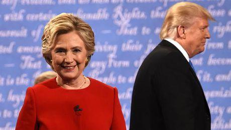Nguoi Trung Quoc bat ngo yeu men ba Clinton hon ong Trump - Anh 1