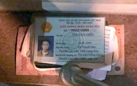Bat nghi pham dam thung co tai xe taxi - Anh 2