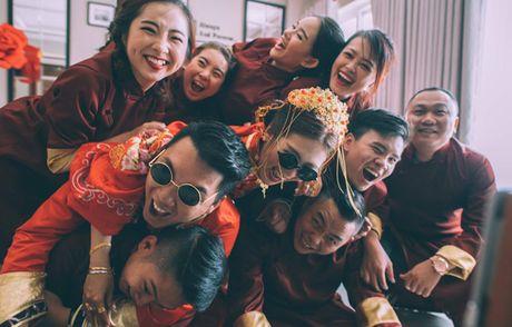 Le an hoi 'cuc chat' cua stylist Sai Gon xinh dep va chong doanh nhan - Anh 6
