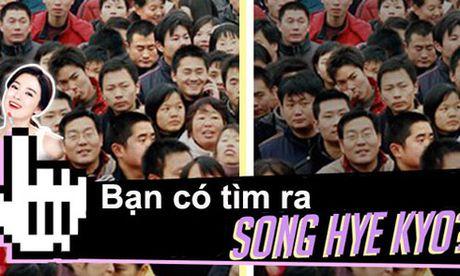 Tinh mat phat hien Song Hye Kyo - Anh 1