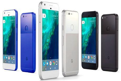 Da co gia va ngay mo ban Google Pixel va Pixel XL - Anh 1