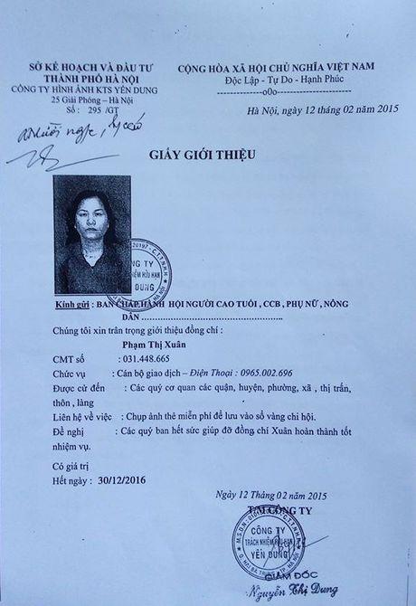 Thanh Hoa: 3 trung tam tu thien to chuc di ban hang tra hinh - Anh 2