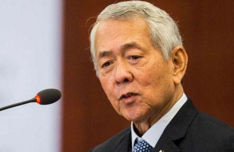 'Philippines chi co mot dong minh la My, khong lien minh quan su voi Trung Quoc' - Anh 1