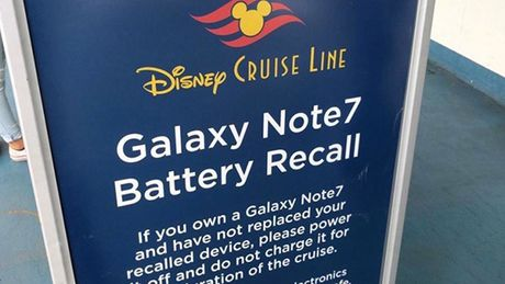 Neu muon du lich duoc vui ve, tranh mang Galaxy Note 7 - Anh 1