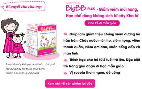 Me dieu duong thong thai giup con het ho dom, so mui khong khang sinh - Anh 3